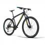 Bicicleta GTS Aro 29 Freio Hidráulico Shimano Câmbio GTSM1 TSI8 24 Marchas e Amortecedor | GTS M1 Advanced 2021