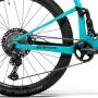 Bicicleta GTS RAV2 aro 29 Freio Hidráulico Quadro Full Suspension Carbono | 1x12 shimano Deore XT