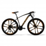 Bicicleta Gtsm1 aro 29 Freio Hidráulico 24 Marchas MX8 e rodas de Magnésio   I-vtec SX Magnésio