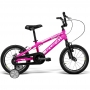 Bicicleta Infantil GTS Aro 16 Freio V-Brake Sem Marchas | GTS M1 Advanced Kids Pro