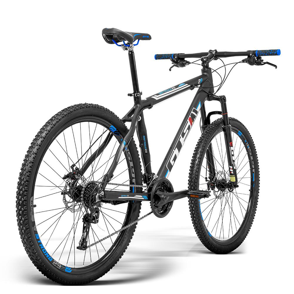 Bicicleta aro 29 GTSM1 Freio a disco 21 Marchas MX7   GTSM1 OBSTACULO 2.0 MX7