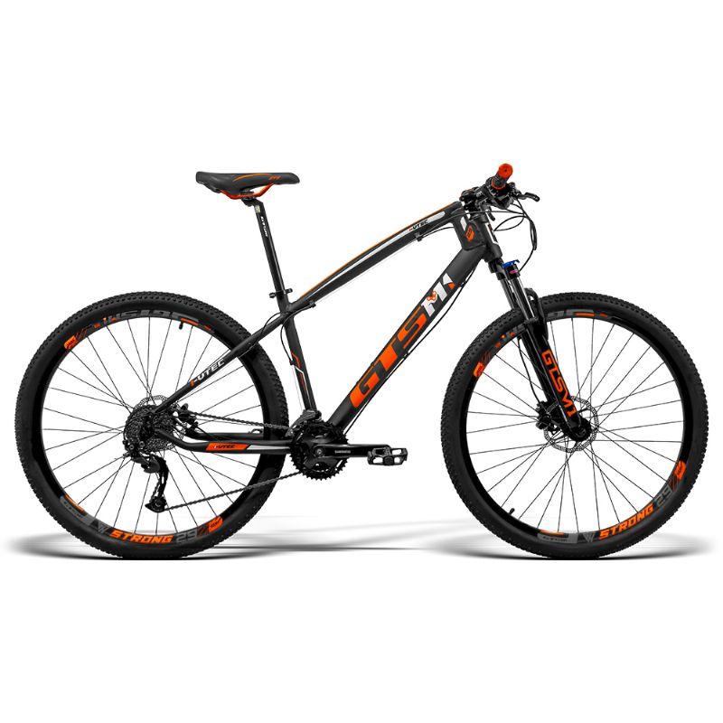 Bicicleta aro 29 Gtsm1 Shimano Alívio 27 Marchas Freio Hidráulico Suspensão com Trava / GTS M1 I-VTEC ALIVIO