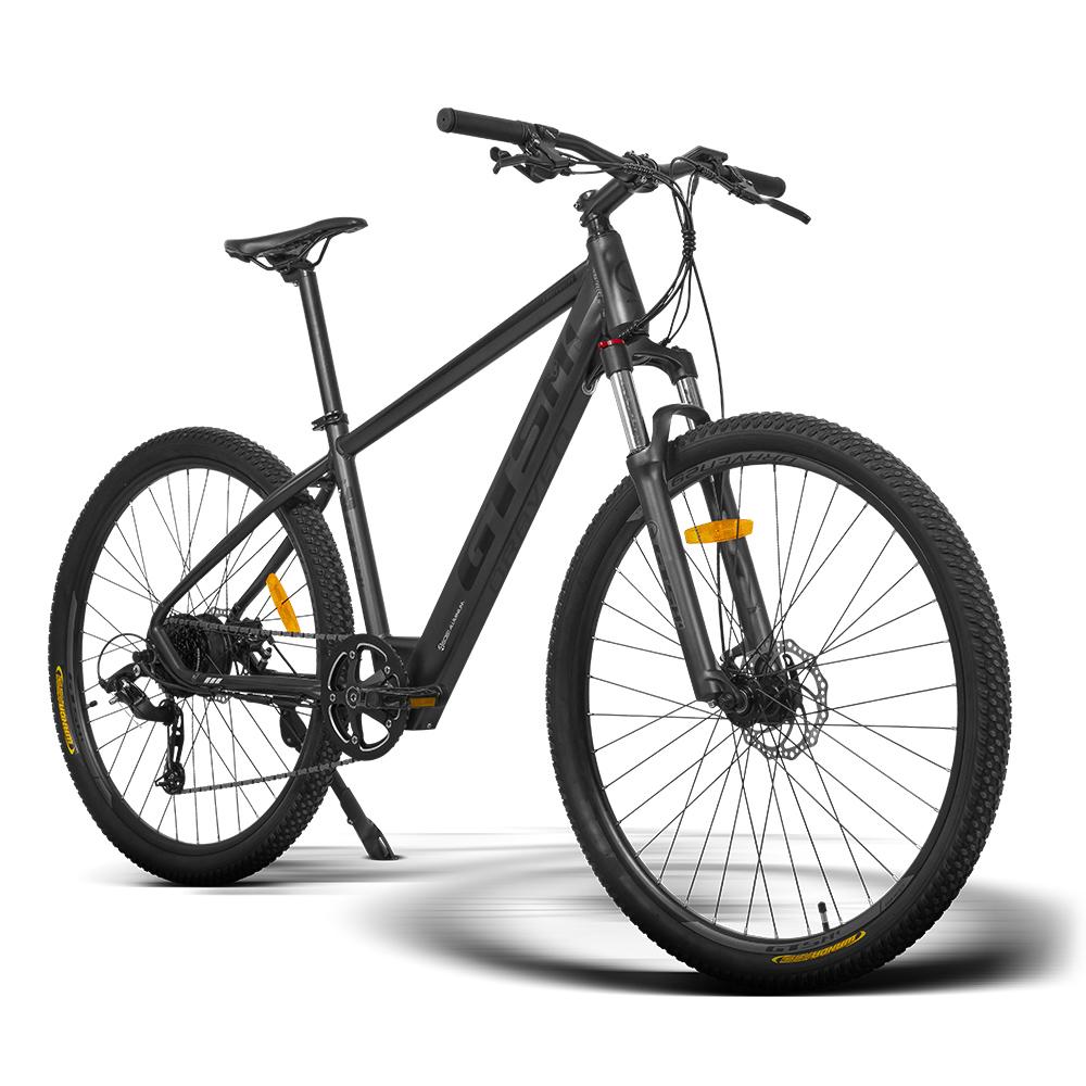 Bicicleta Elétrica aro 29 E-bike GTS M1 Draven Motor traseiro 250 Wh 36v 7Ah Freio a Disco Câmbio SunRace 8 Marchas e Amortecedor | GTS M1 Elétrica Draven 250 Wh 7Ah