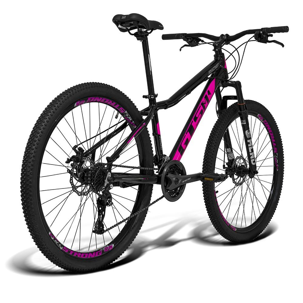 Bicicleta Feminina GTS Aro 29 Freio a Disco Câmbio GTSM1 TSI 24 Marchas e Amortecedor| GTS M1 Ride Feminina