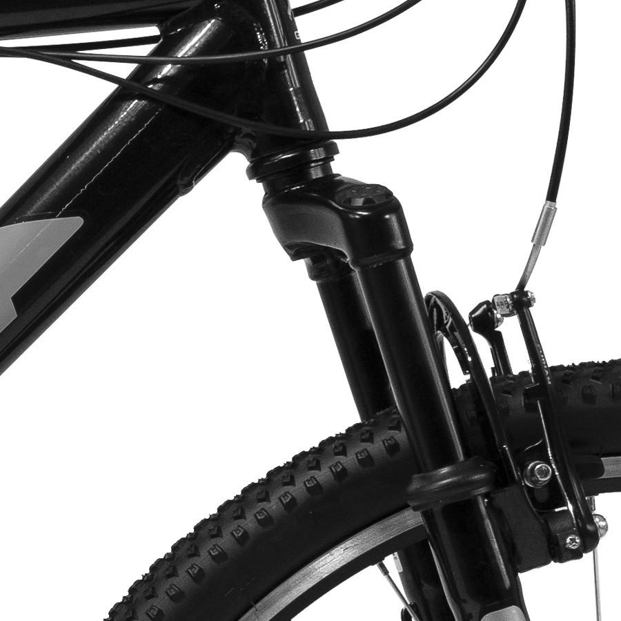 Bicicleta GTS Aro 26 Freio V-Brake Câmbios TSI 21 Marchas e Amortecedor | GTS M1 Walk New