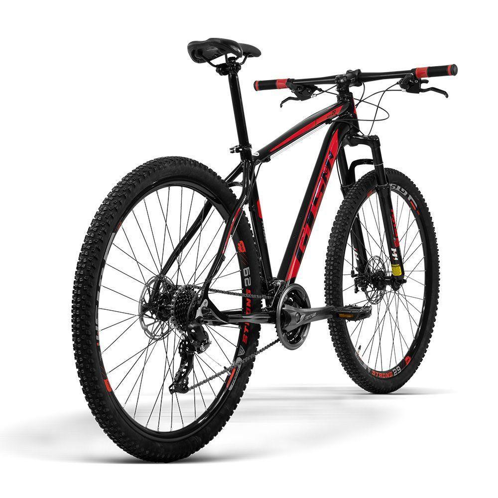 Bicicleta GTS Aro 29 Freio a Disco Câmbio Traseiro Shimano 24 Marchas e Amortecedor| GTS M1 Ride New