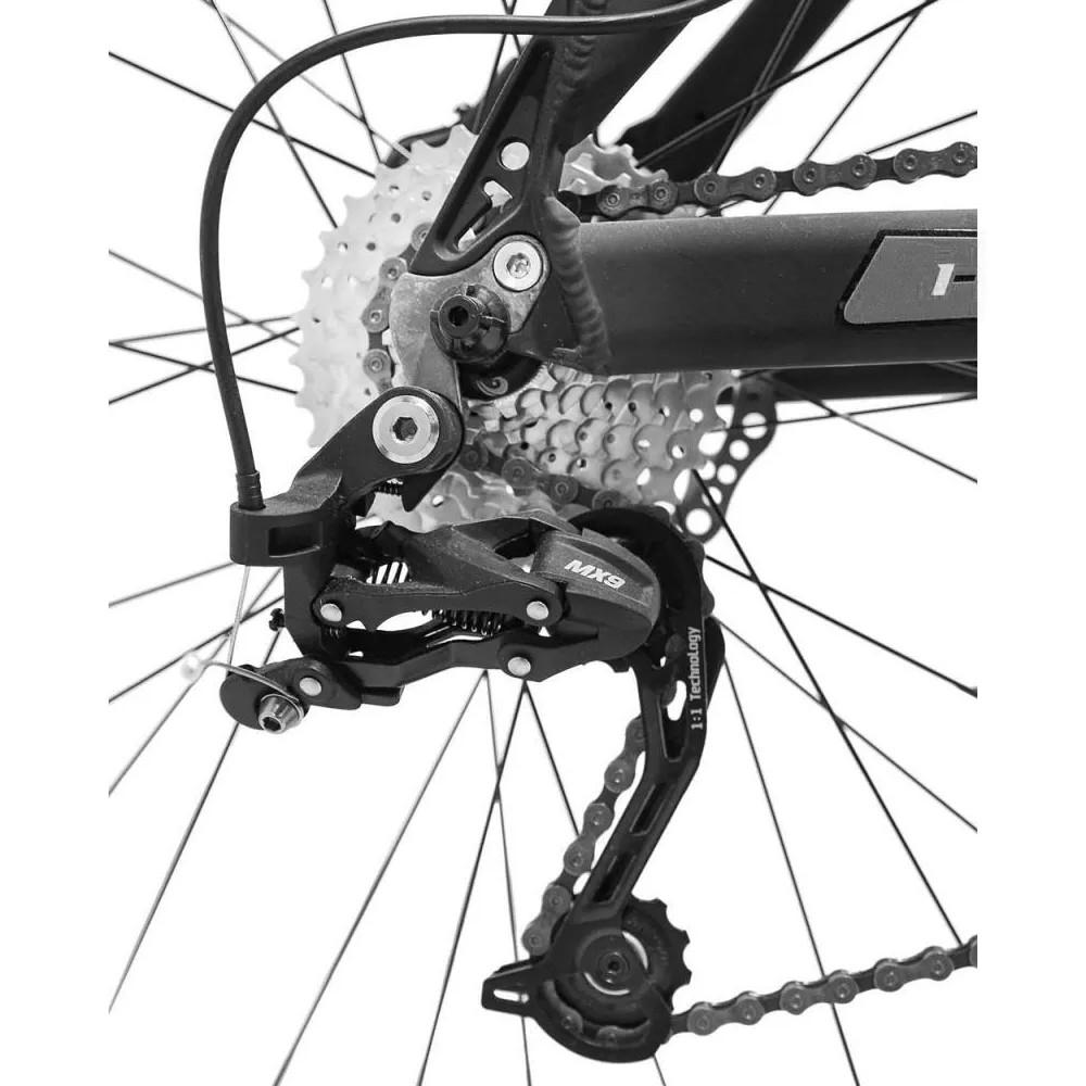 Bicicleta GTS Aro 29 Freio a Disco Hidráulico Câmbio 27 Marchas com Câmara Anti Furo | GTS M1 I-VTEC Absolute
