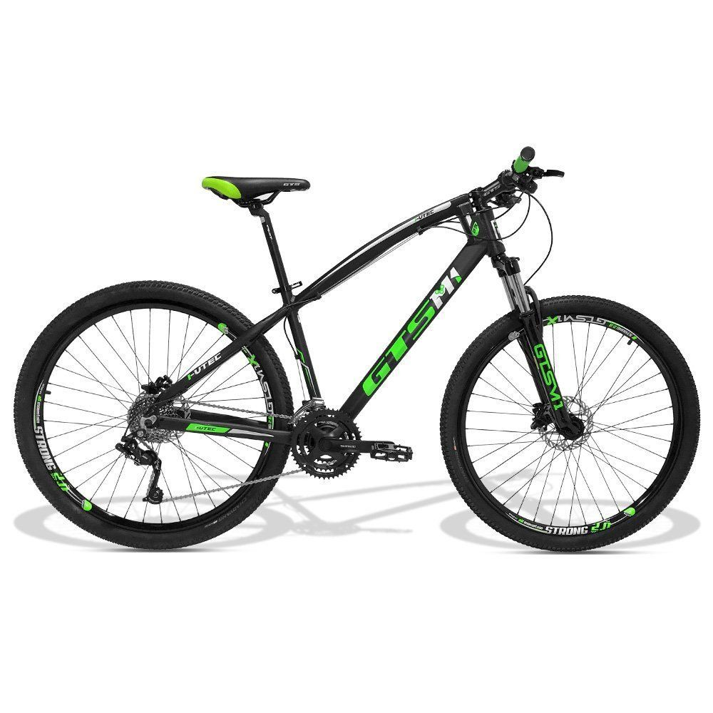 Bicicleta GTS Aro 29 Freio a Disco Hidráulico Câmbio 27 Marchas  | GTS M1 I-Vtec GTS MX9