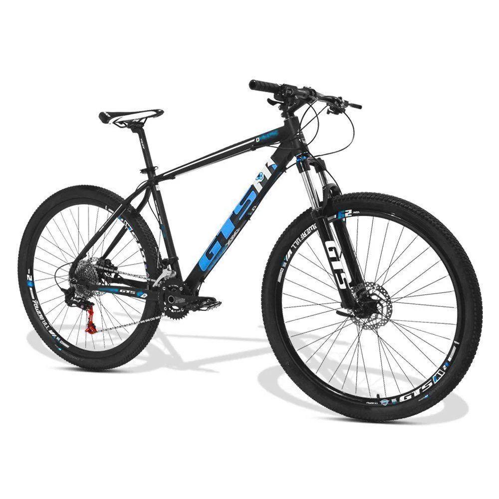 9b63fc326 ... Bicicleta GTS Aro 29 Freio a Disco Hidráulico Câmbio GTS M1 RSX 2x11