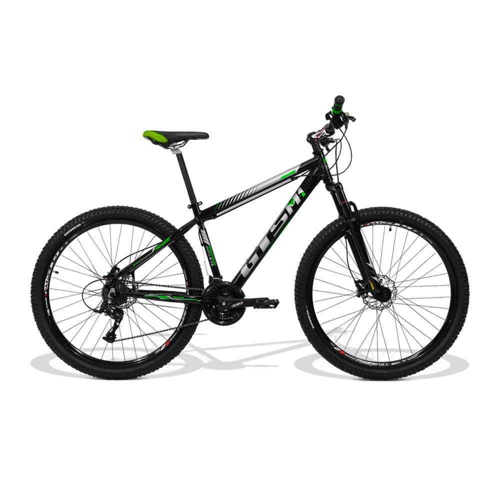 Bicicleta GTS Aro 29 Freio Hidráulico 21 Marchas e Amortecedor| GTS M1 Movee Freio Hidráulico
