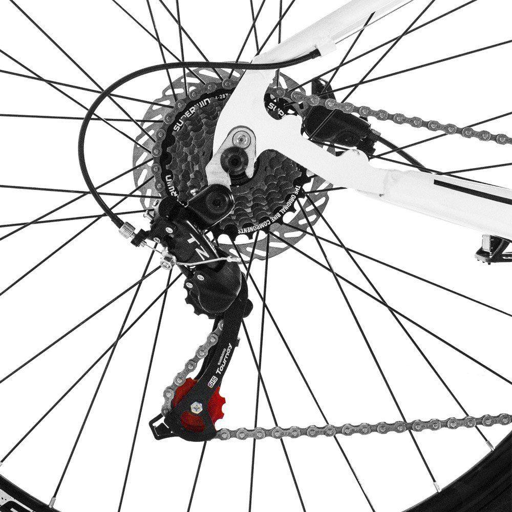 Bicicleta GTS Aro 29 Freio Hidráulico Câmbio Traseiro Shimano  21 Marchas| GTS M1 New Expert 2.0 FREIO HIDRÁULICO