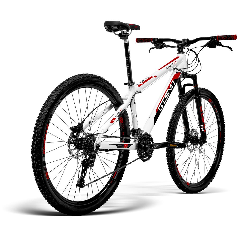 Bicicleta GTS Aro 29 Freio Hidráulico Câmbios GTS 24 Marchas| GTS M1 New Expert 2.0 FREIO HIDRÁULICO