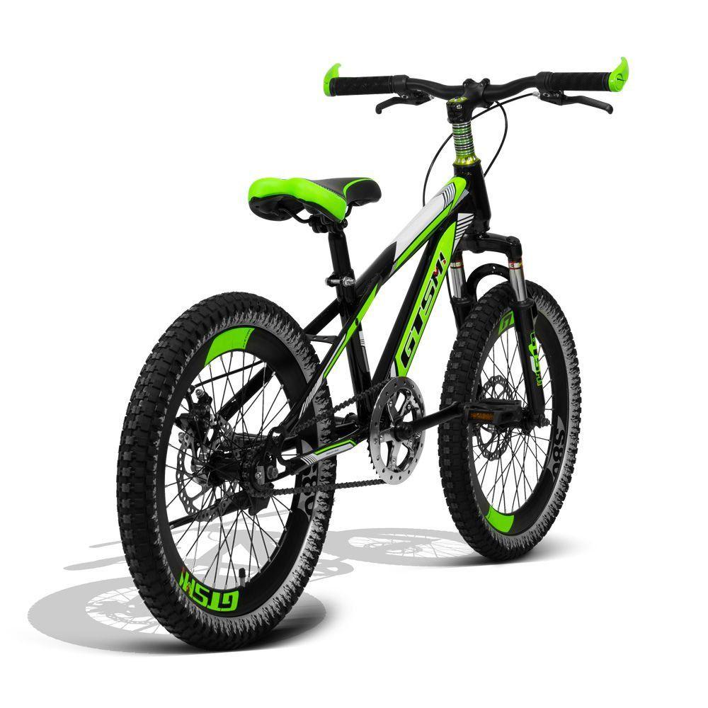 Bicicleta GTS LYD Aro 20 Freio a Disco e Amortecedor| GTS M1 LYD