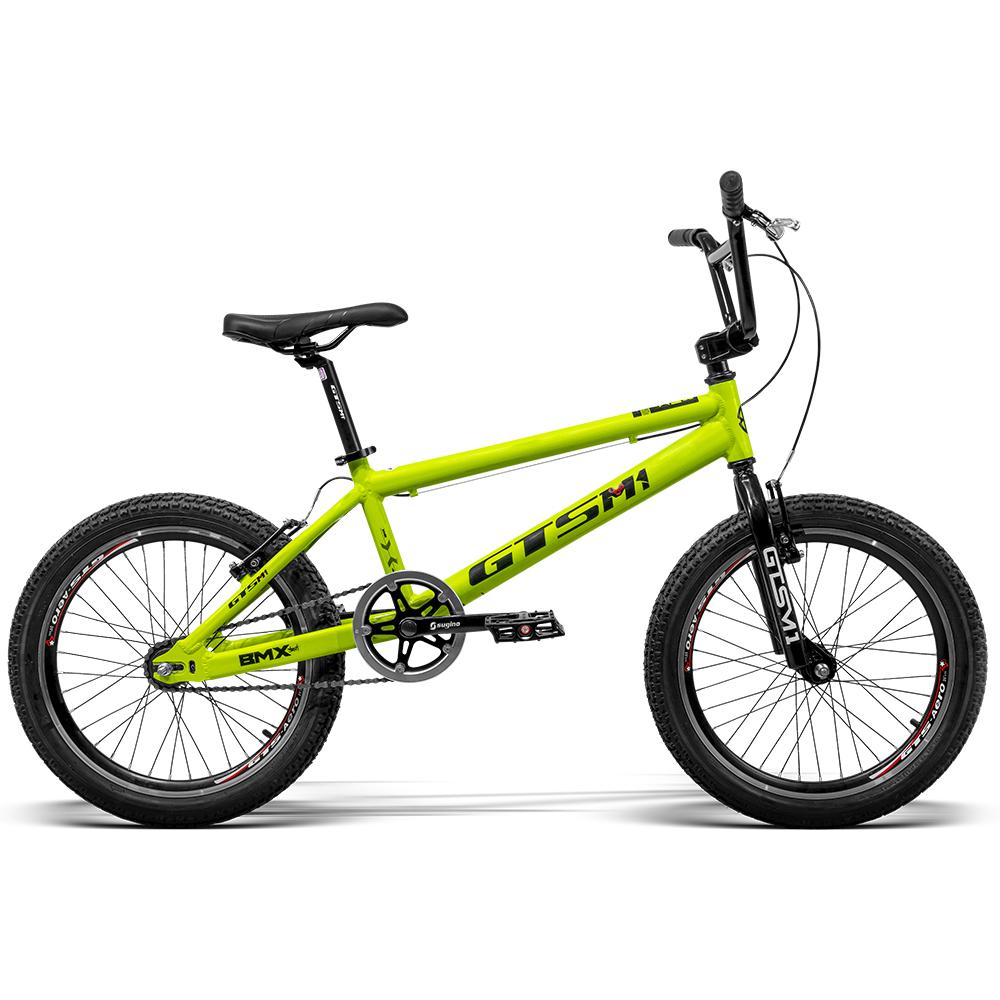 Bicicleta gts m1 sk aro 20 freio V-brake Sem Marchas / gtsm1 sk bmx