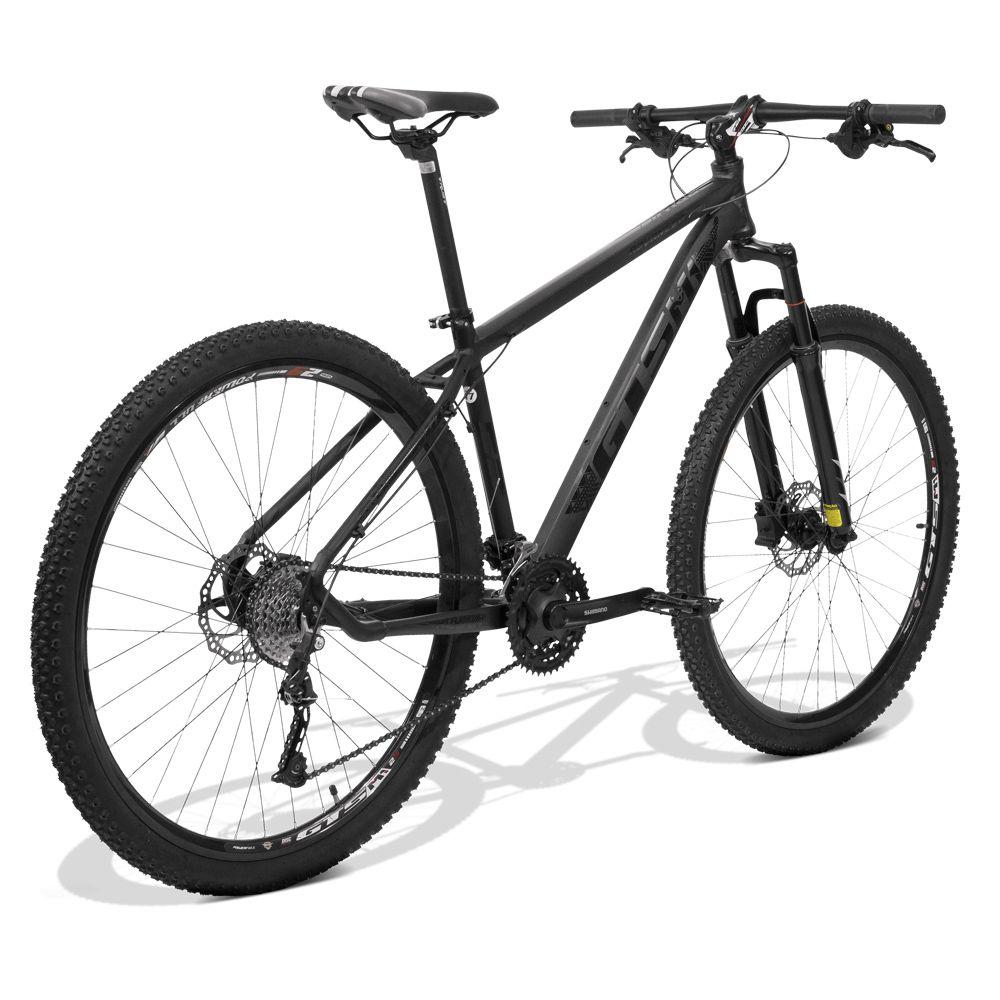 Bicicleta GTSM1 Aro 29  Freio a Disco Hidráulico Câmbio GTS M1 MX8 24 marchas | GTS M1 Advanced Black Edition