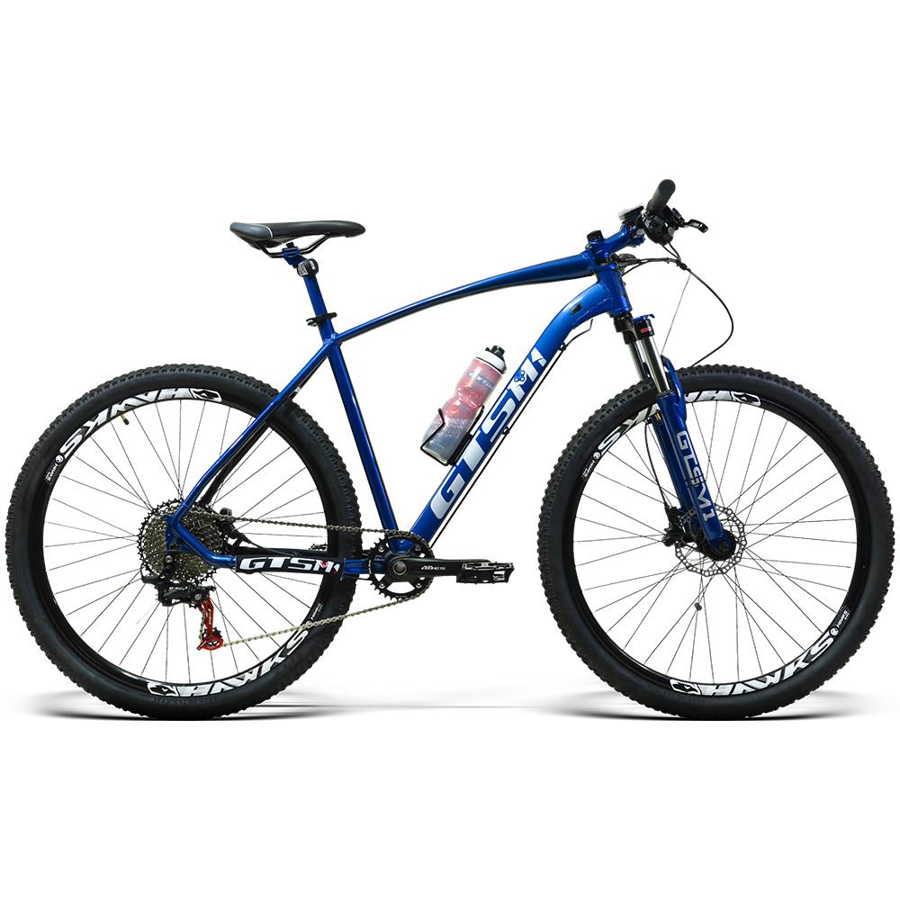 Bicicleta Gtsm1 aro 29 Freio Hidráulico kit 1x11 SRX Suspensão com Trava | I-Vtec New SX 1x11 SRX Exclusiva