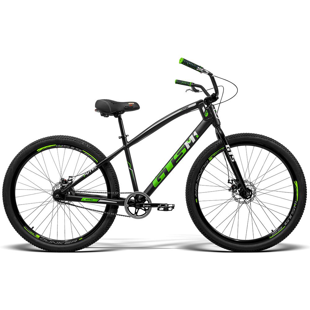 Bicicleta gts I-vtec Beach Caiçara aro 29 Freio a disco Sem marchas / gts m1 i-vtec caiçara