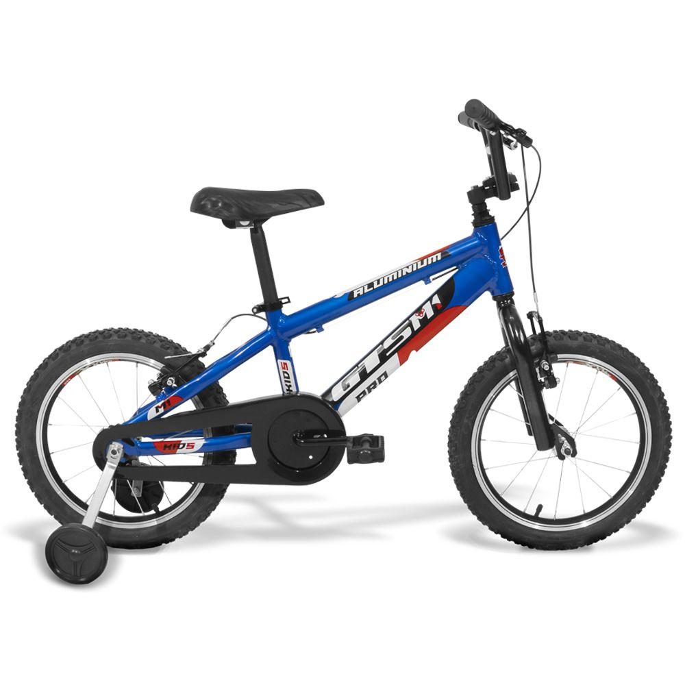 Bicicleta Infantil GTS Aro 16 Freio V-Brake | GTS M1 Advanced Kids Pro