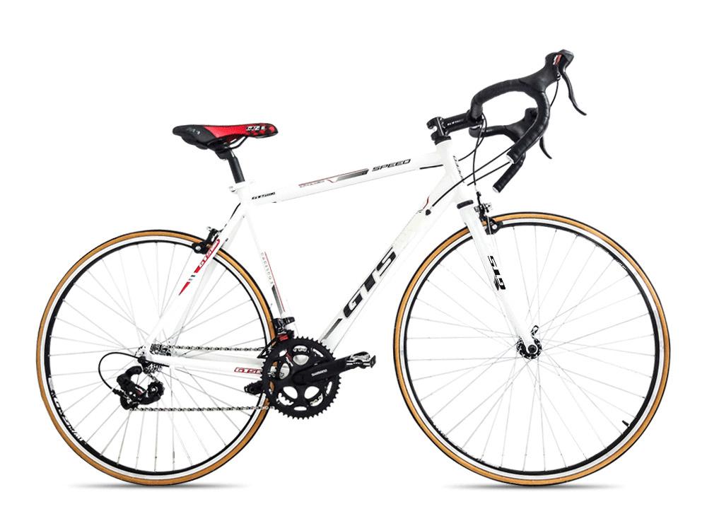 Bicicleta Speed GTS Câmbio Shimano 14 Marchas | GTS M1 Speed
