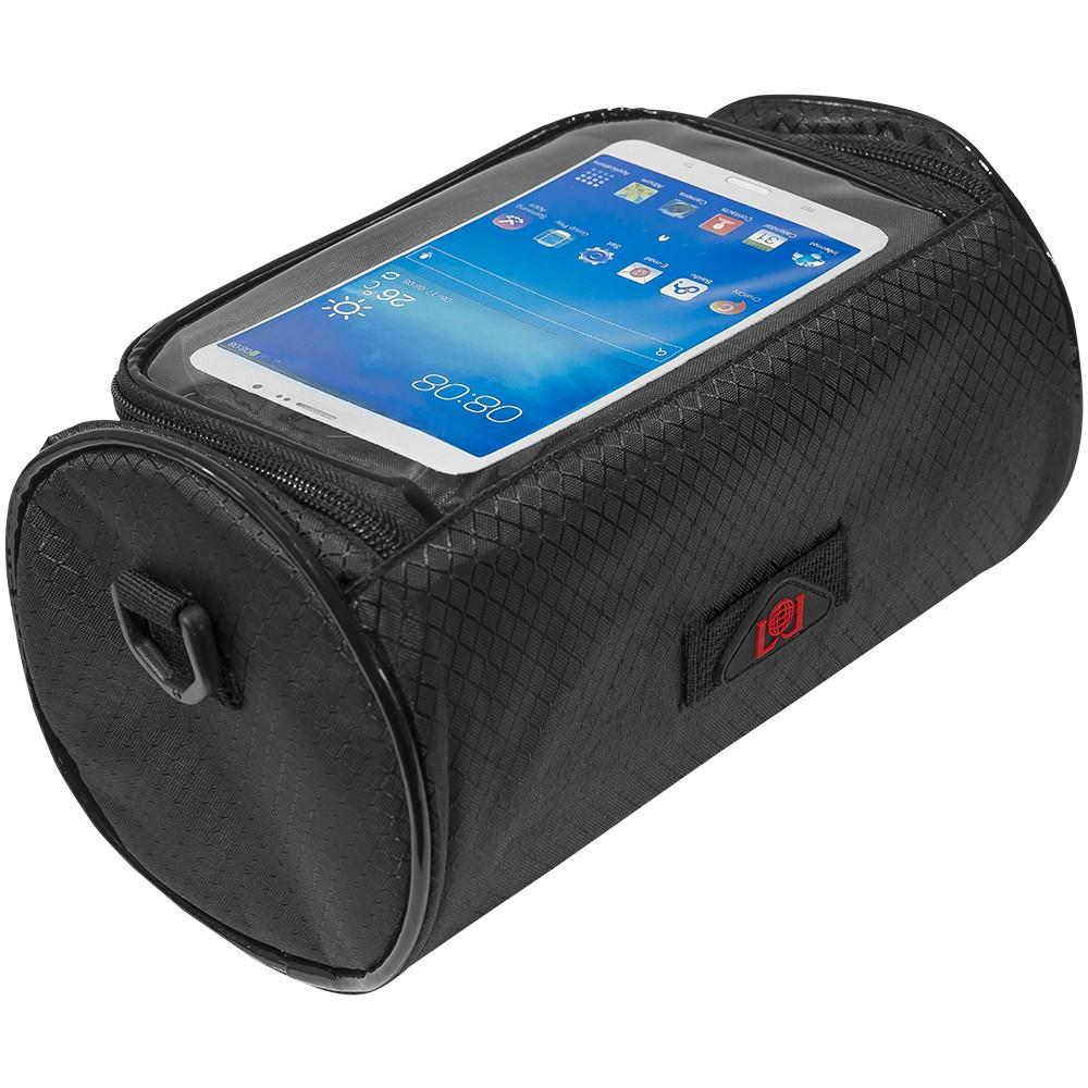 Bolsa para Guidão com visor de celular