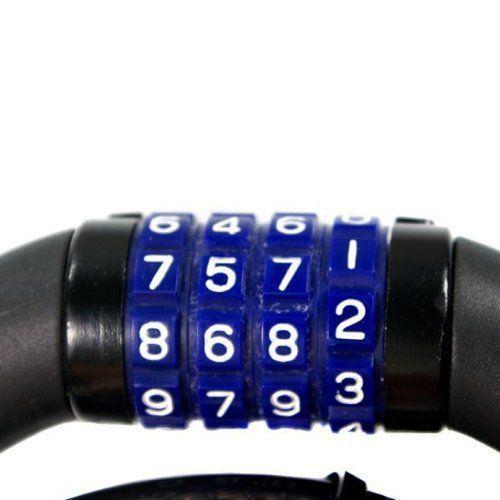 Cadeado Tonyon Lock para Bicicleta 80cm x 12mm com Segredo