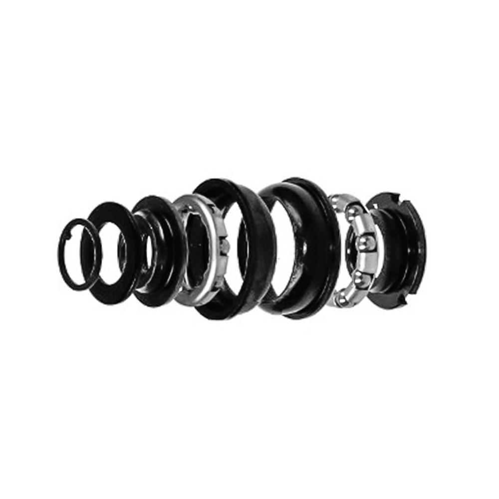 Caixa de Centro 50 mm Colar Esferado