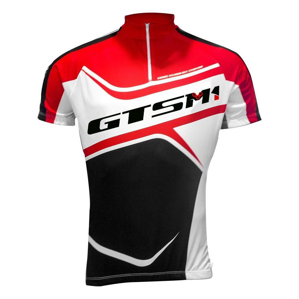 Camiseta Ciclista Gtsm1 Manga Curta Pro