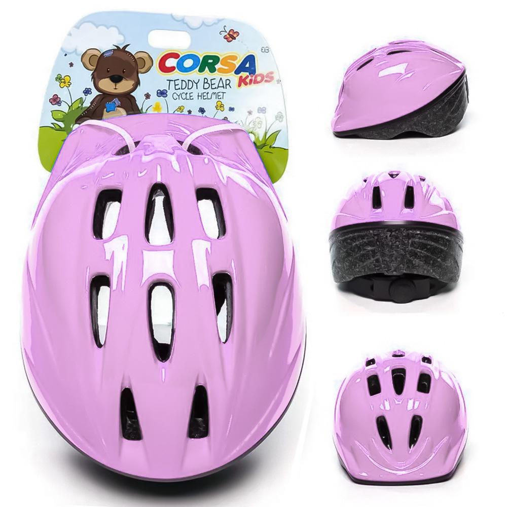Capacete Infantil de Ciclismo Corsa kids Baby PZ-11