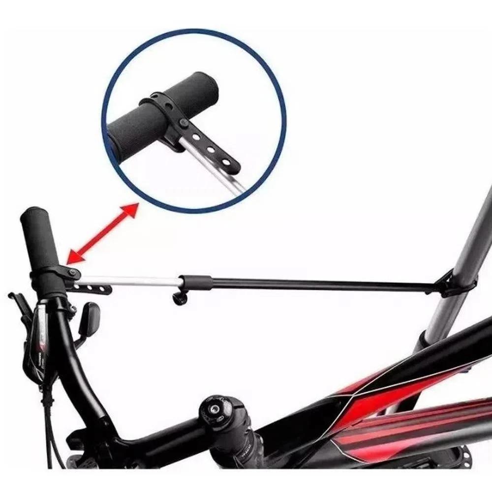 Cavalete com mesa para manutenção de Bicicletas
