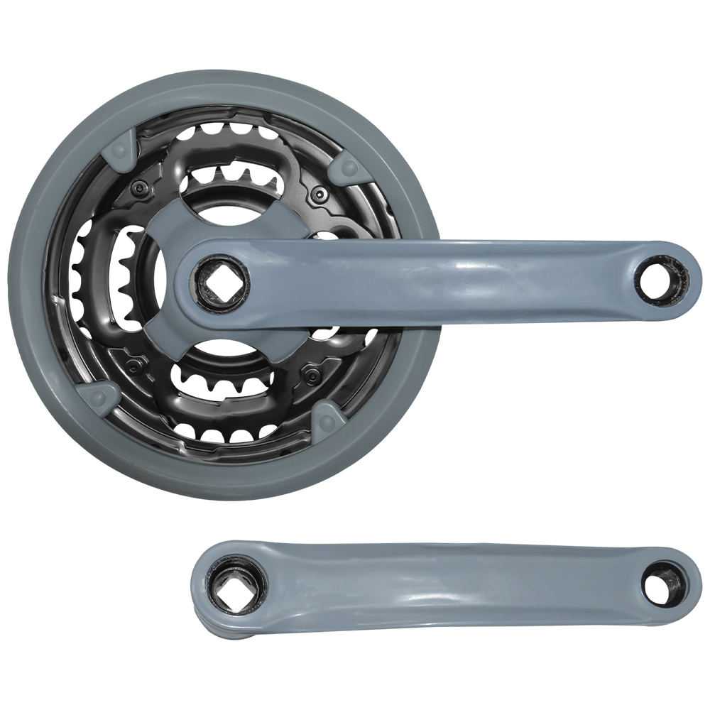 Engrenagem Steel 24/34/42 PQ Cinza