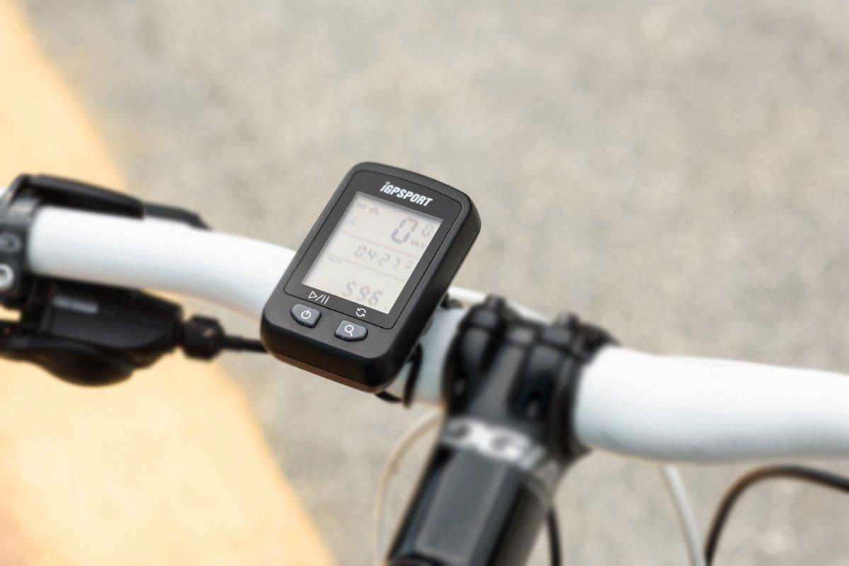 GPS Iron para ciclismo -  Monitore seus percursos