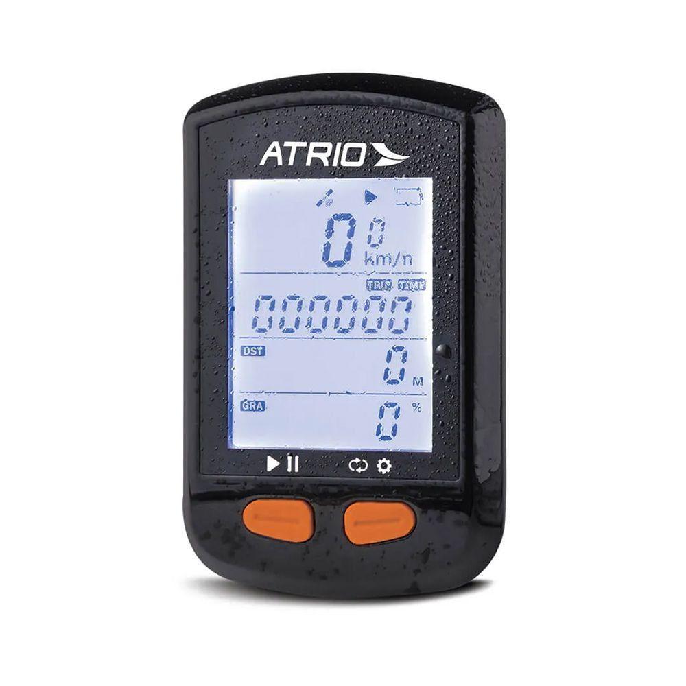 GPS STEEL BLUETOOTH COM SENSOR DE CADÊNCIA