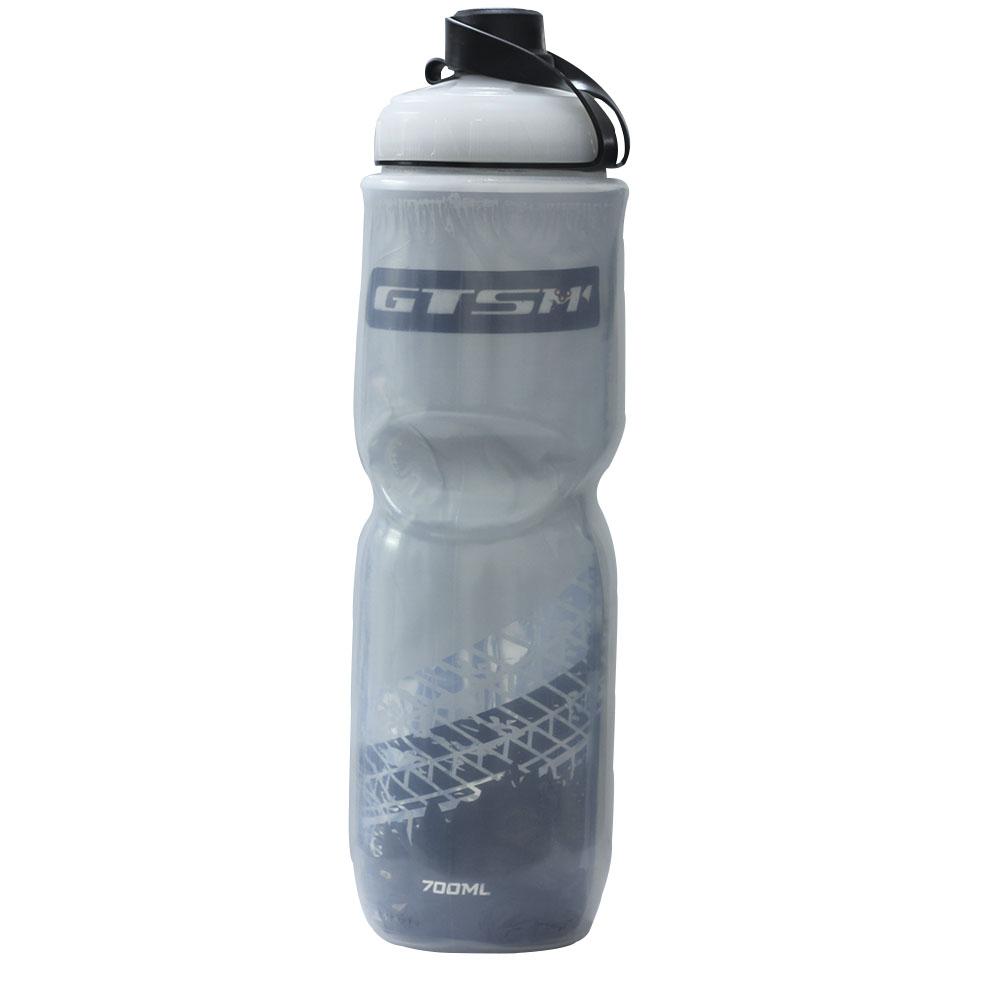 Kit Capacete + Lanterna + Squeeze + Suporte de Squeeze