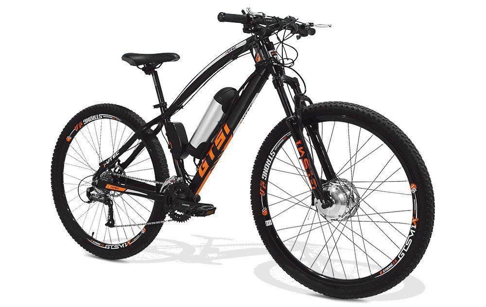 Kit Elétrico Dianteiro para todas bicicletas GTSM1