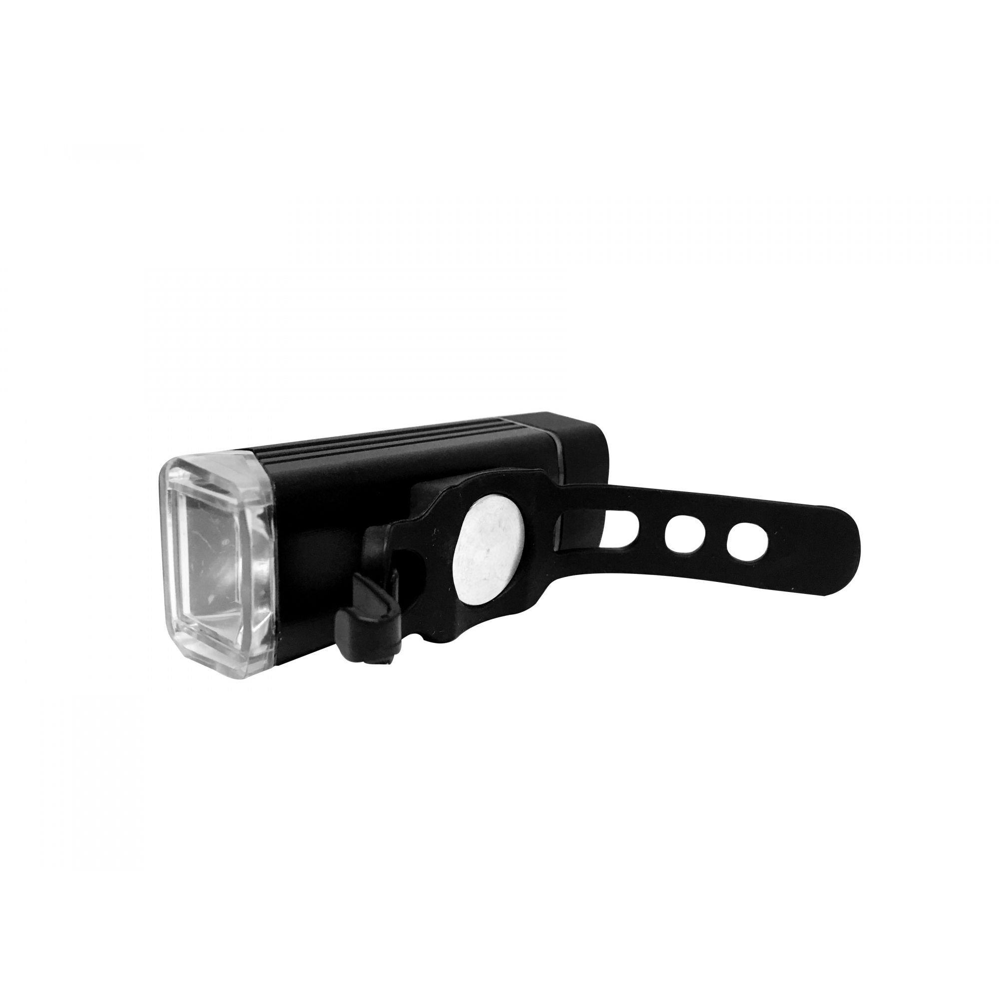 Lanterna Super Led Recarregável USB 180 Lúmen