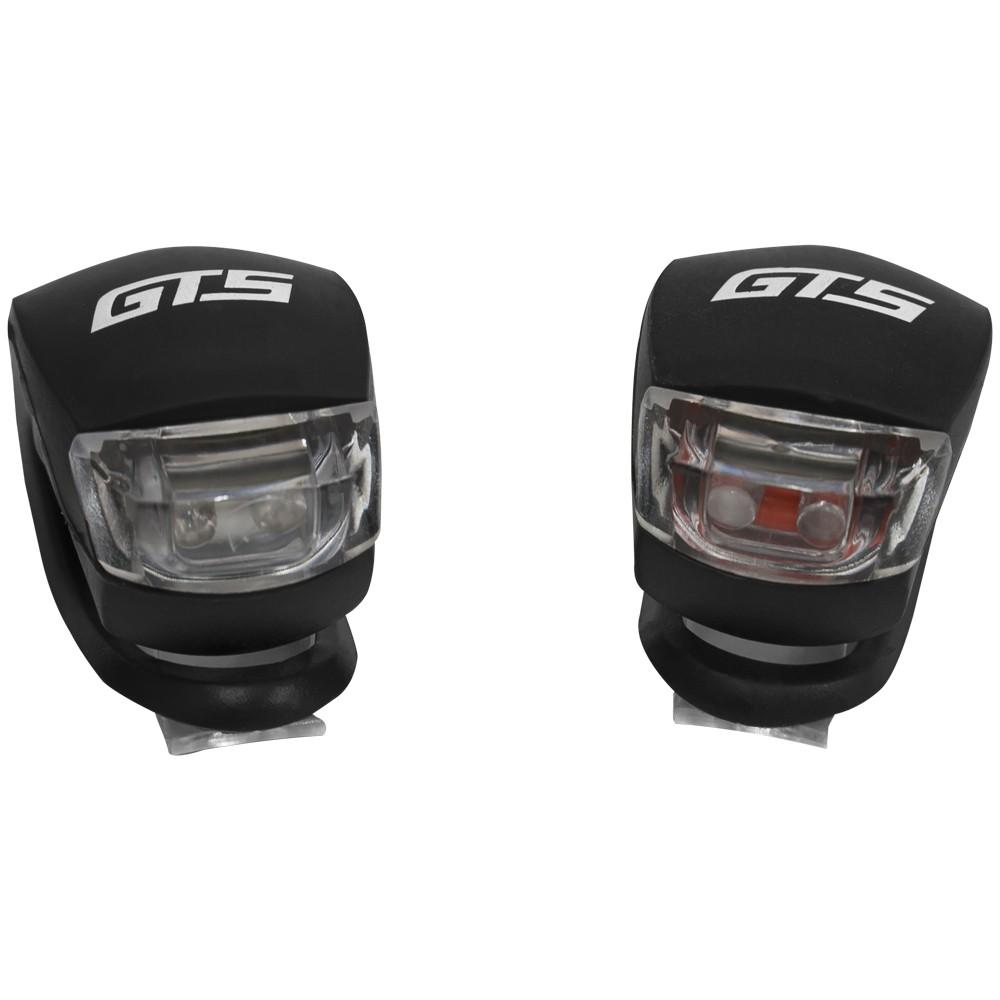 Luz de Segurança Led para bicicleta - Vista Light flexível
