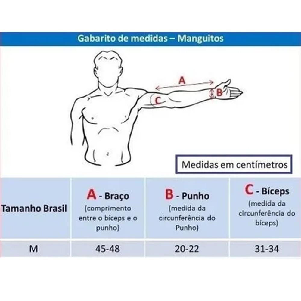 Manguito Lets Slim com Proteção UV