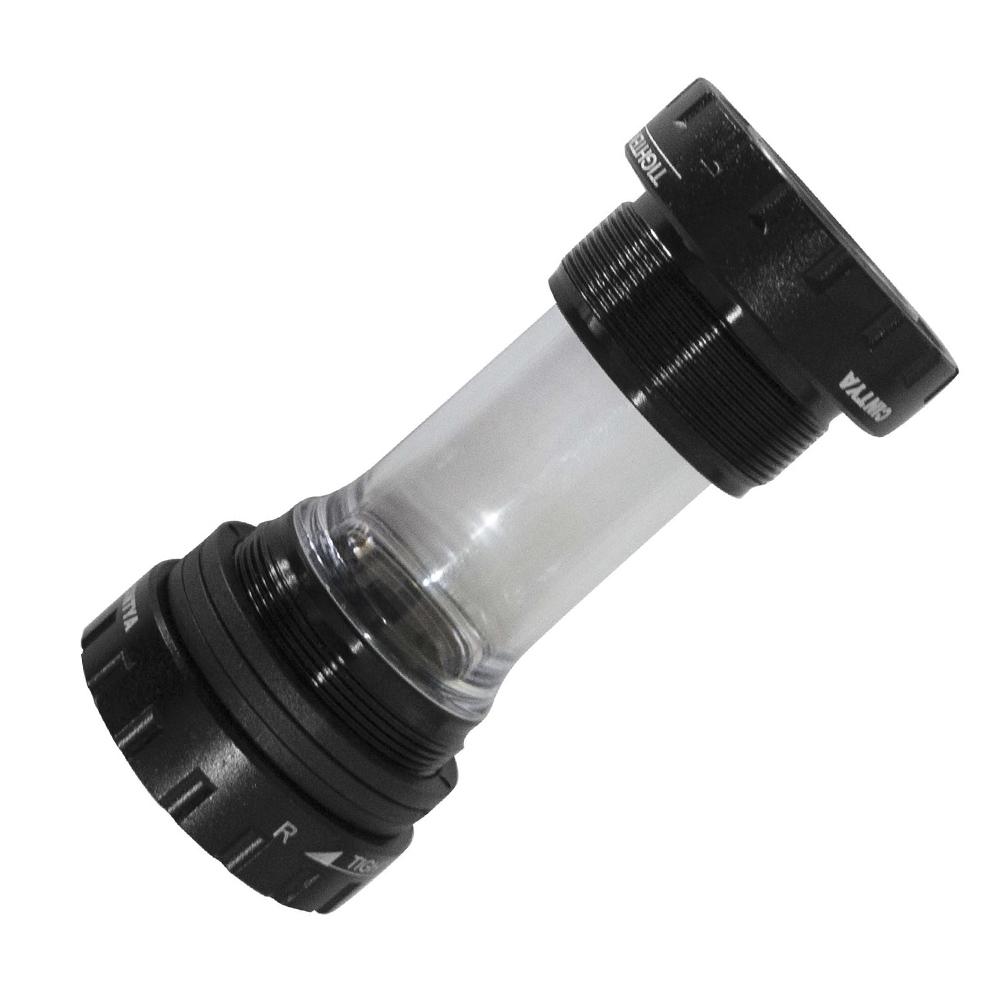 Movimento Central Integrado Cintya  com Rolamento 24mm rosca 34,7 mm
