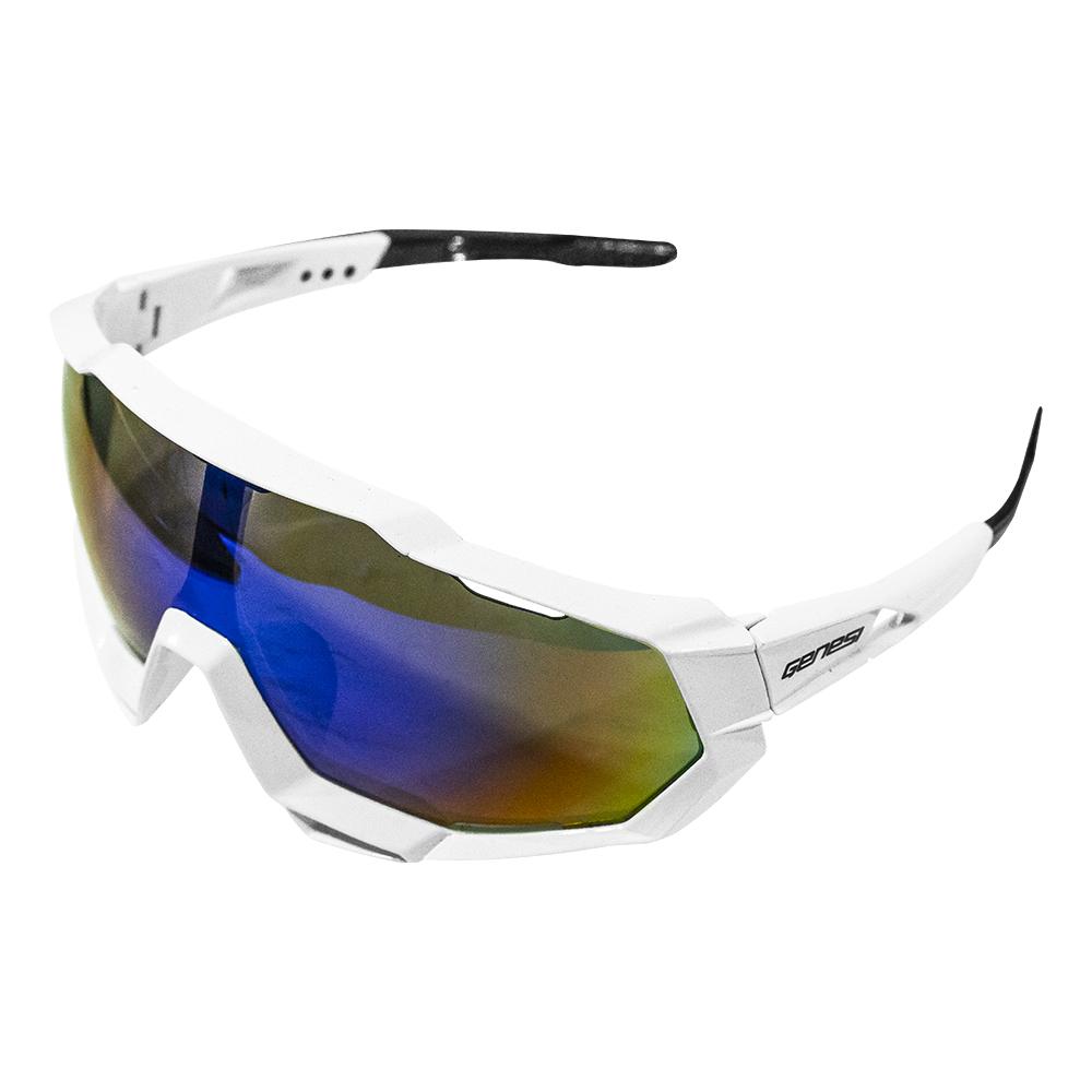 Óculos para Ciclismo Genesi com Lente Espelhada