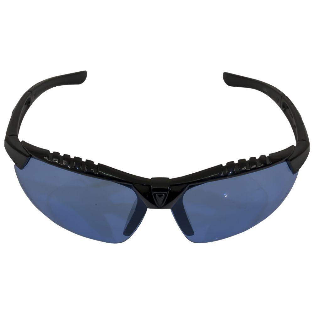 Óculos Venon com lente Azul e Armação Preta | 8262