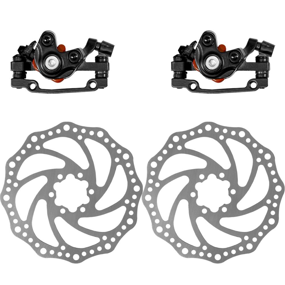 Pinças de freio GTSM1 com Discos e Parafusos