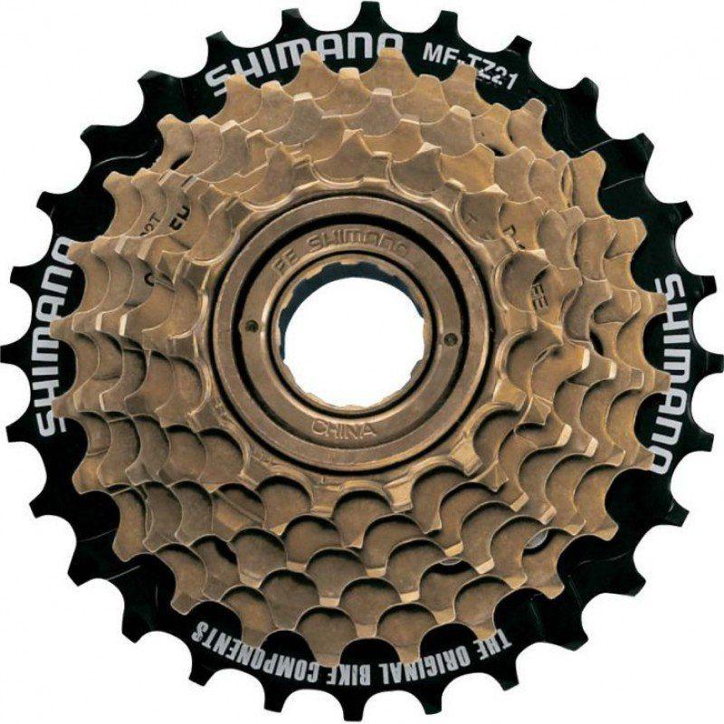 Roda Livre Shimano 7v index