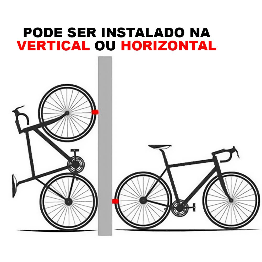 Suporte de Parede Para 1 bike