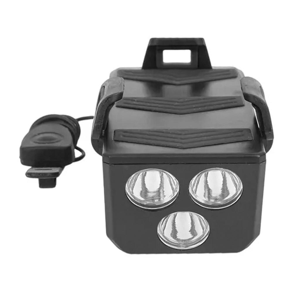Suporte para Celular Lanterna e Buzina CL-5501