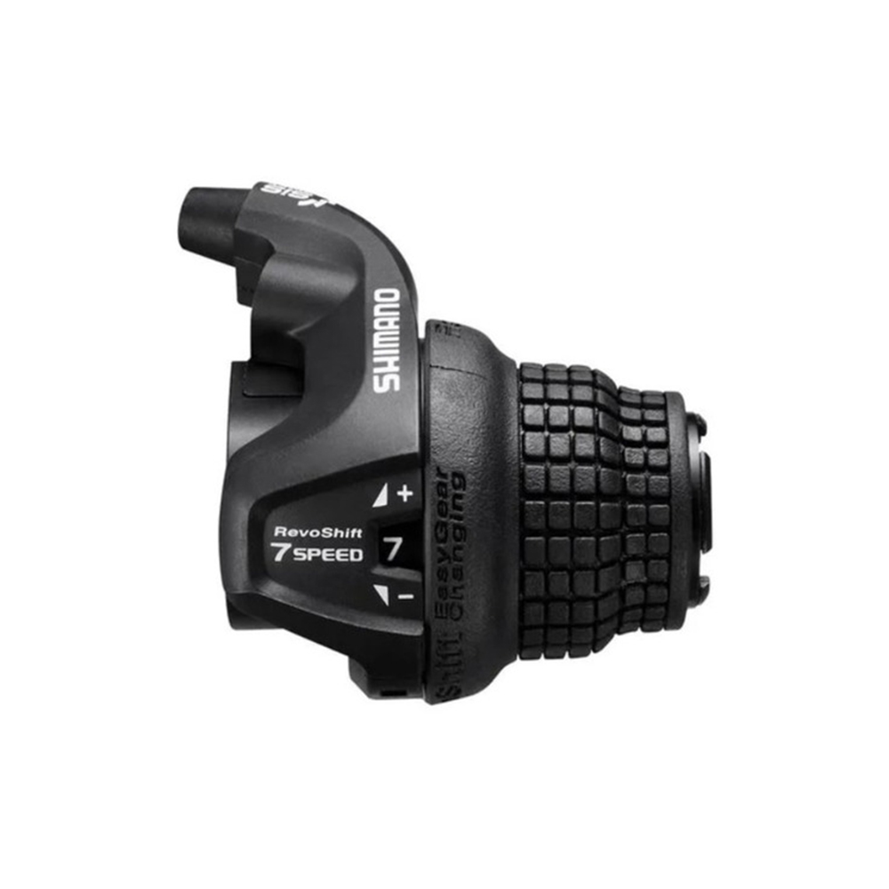 Trocador Shimano RevoShift 7 velocidades lado direito (modo acelerador)