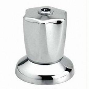 Acabamento para Registro de Gaveta 1.1/4 ou 1.1/2 Prata 4900(GD) Cromado Deca