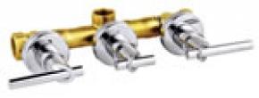 Misturador Selecta 3 Volantes Cerâmico c-2216-vol-lo Loft Cromado Fabrimar