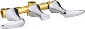 Misturador Selecta 3 Volantes Cerâmico c-2216-vol-in Innovare Cromado Fabrimar