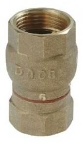 Válvula de Retenção Vertical Bitola 2´ Pol. Docol