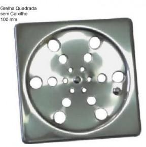 Grelha Inox Rotativa Quadrada 10x10 Aminox